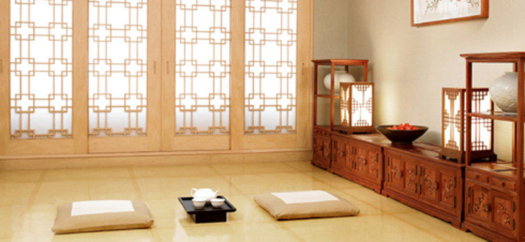 The Korean Traditional Heating System Ondol